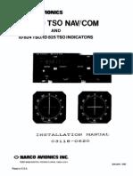 narco mk12d installation manual p n 03118 620