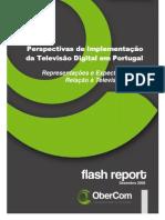 Perspectivas de Implementação da Televisão Digital em Portugal