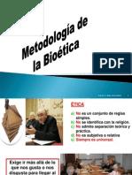 BE-Metodología de la bioética