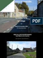 0809 Cours-08 Rural Villages 02