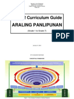 Araling Panlipunan - AP Grade 1 and 7 Revised Twg Feb 18
