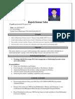 Rajesh Resume 7