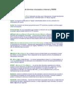 Glosario Terminos Internet Basico 1