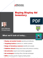 Mobile Display Ad and RTB Networks