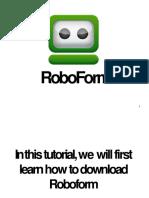 EJSamson_How to Use Roboform