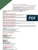 SITE Programme Juin 2012