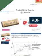Crude Oil 4 IG