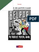 Belpop, de laatste 10 jaar !