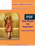 Why Rituals Are Important?