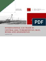 International Gas Trade in CA