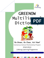 Greenow Dictionary