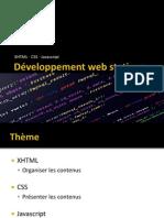 Développement web 2010