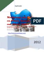Marketing Con Twitter en Piloto Automatico Con Tweet Adder 3