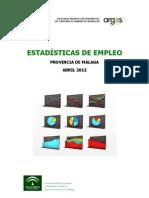 _Estadísticas paro abril 2012