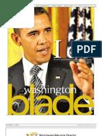 washingtonblade.com - volume 43, issue 19 - may 11, 2012