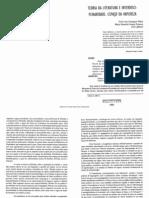 Texto 02 - Walty & Fonseca 1996 - Teoria Da Literatura e Interdisciplinaridade