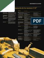 Indicadores de Reparacion de Los Motores Cat
