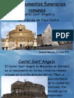Castel San't Angelo-Piramide de Cayo Cestio