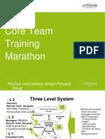 Core Team Training Marathon