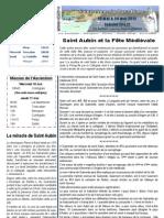 Bulletin SAPB 120513