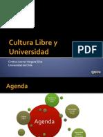 Cultura Libre y Universidad