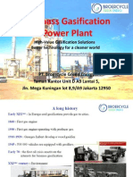Biomass Power Plant-Broercycle Green Energy