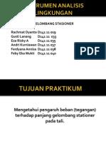 Kelompok 5 GELOMBANG STASIONER
