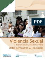 Broshure Violencia Sexual - Ipas Bolivia