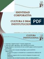 Presentacion Imagen y Cultura Institucional