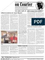 The Bison Courier, May 10, 2012