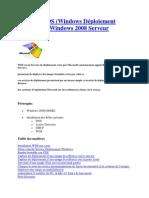 Installer WDS