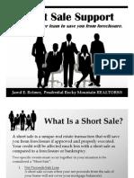 Short Sale Presentation