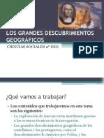 Tema 9 los grandes decubrimientos geográficos