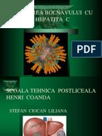 Ingrijirea Bolnavului Cu Hepatita c