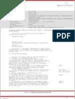 Ley 16744_Seguro Social Contra Riesgos de Accidentes Del Trabajo y Enfermedades Profesionales