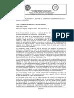 Mayo - La obligación de seguridad y el factor de atribución