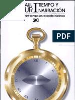 Ricoeur Tiempo y Narracion I OCR