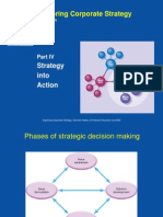 Strategic Implementation - Structural