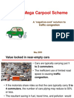 Carpooling Info