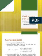 Oxidaciones Con Cerio IV