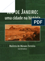 Rio de Janeiro - uma cidade na história