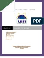 FITOKIMIA-Metabolit Sekunder Dan Primer