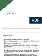 Algorithm Lecture1