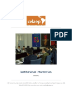 Institutional Information
