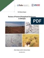 Tufts Range Enclosure Review PLI
