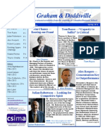 Graham and Doddsville - Issue 15 - Spring 2012