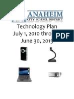 ACSD Final Tech Plan 2011-2015