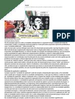 MANOELA - Artigo Cult, Mídia e poder na sociedade do espetáculo