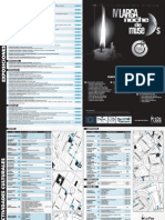 "Programa ""IV Larga Noche de Museos"" - PTC"