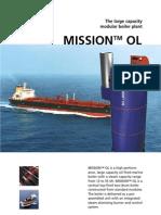 Mission Ol - Boiler